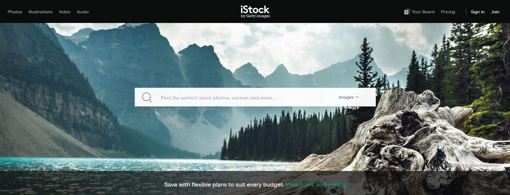 istock.com screenshot
